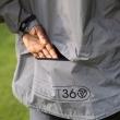 Proviz 360 jacket back pocket