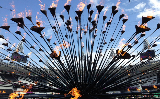 Awards: Nike trainers, a chainless bike and the Olympic Cauldron nominated for Designs of the Year
