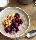 blackberry-compote-with-quinoa-porridge