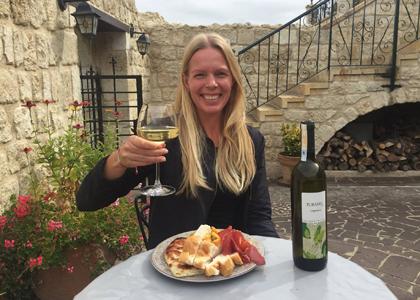 Cappadocia-wine