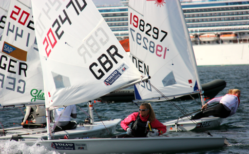 Sills leads medal haul for Britain's Youth Sailors