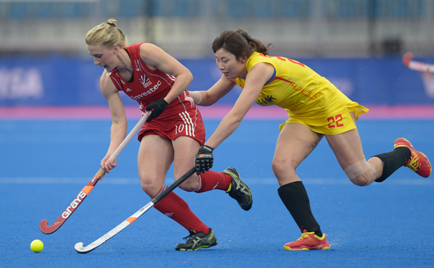 Hockey: Another win for GB at Olympic test event