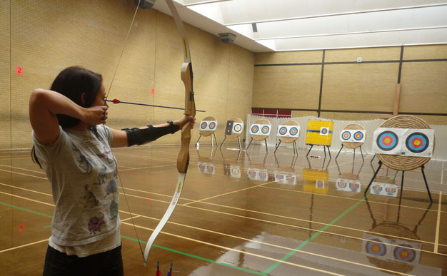 Olympics for beginners: Archery