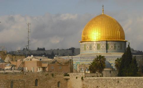 Jerusalem-Dome-of-the-Rock