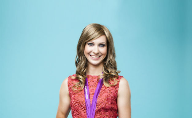 Quick-fire five with Joanna Rowsell
