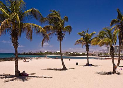 Lanzarote-Beach