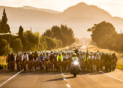 Event Review: Mallorca 312 cycle sportive | Sportsister