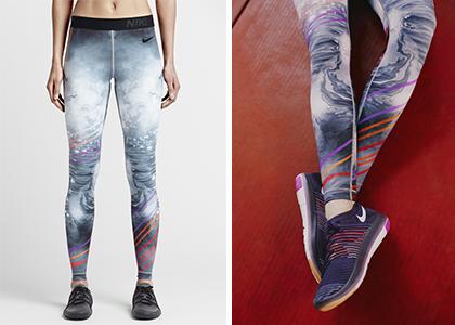 Nike-legging