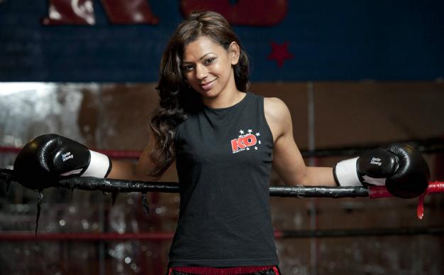 Brilliant Begum - Sportsister meets Britain's Muay Thai champion