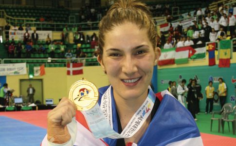Taekwondo: Sarah Stevenson made MBE in the Queens New Year honours list