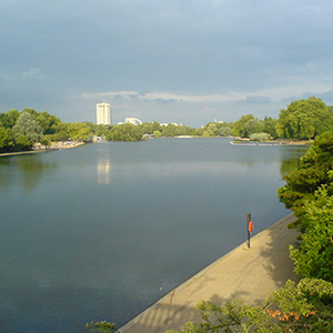 Serpentine_Lake