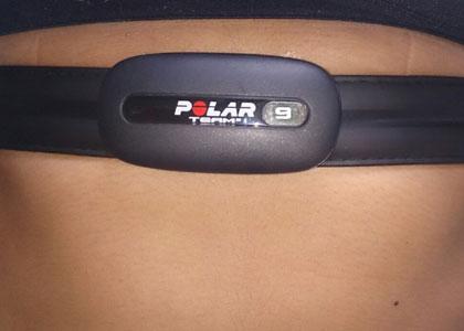 Speedflex heart monitor
