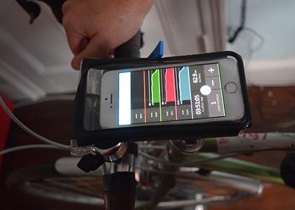 Tacx-Bike-monitor