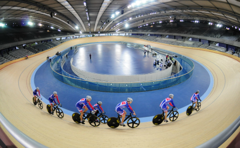 List of cycling tracks and velodromes