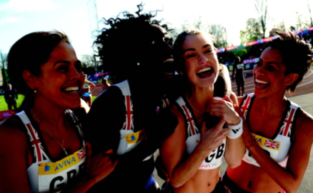Video: Sportsister reports from the world premiere of Fast Girls