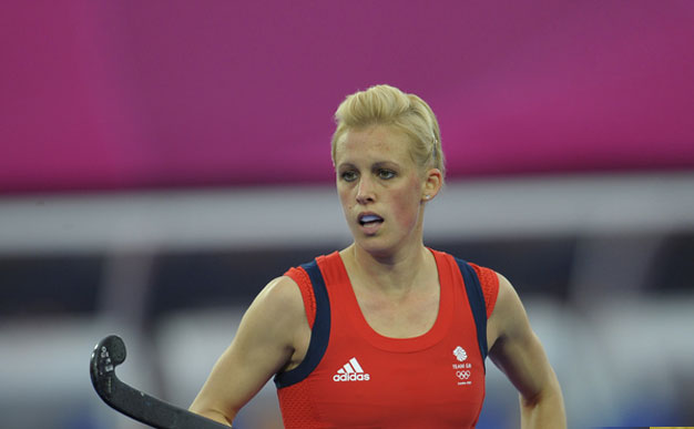 Gail Emms talks sport with Alex Danson