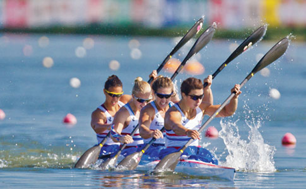 London 2012:  Bluffer's guides to sprint canoeing