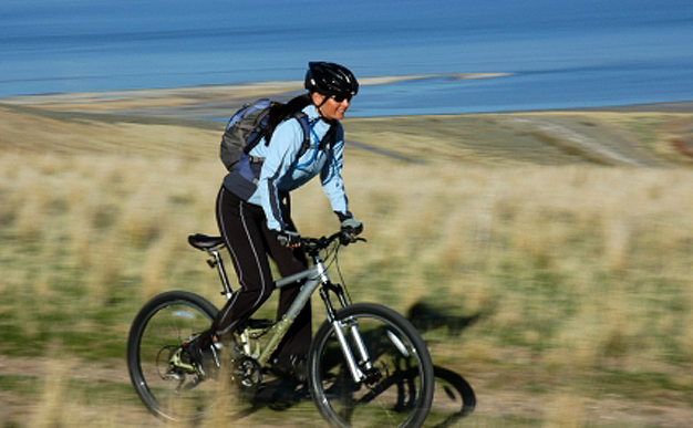 Cycling - get fit and save the planet!