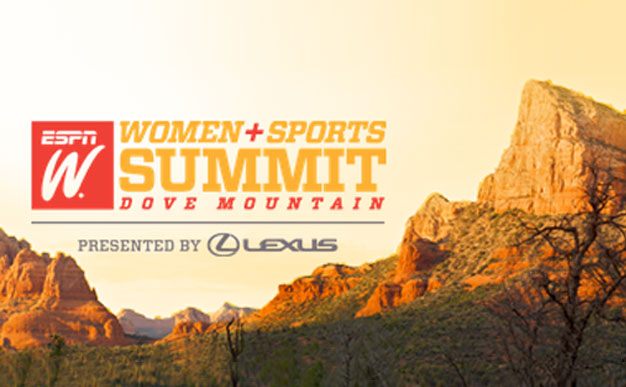 espnW Women + Sports Summit: THE FUTURE IS OURS - live streaming on Sportsister.com