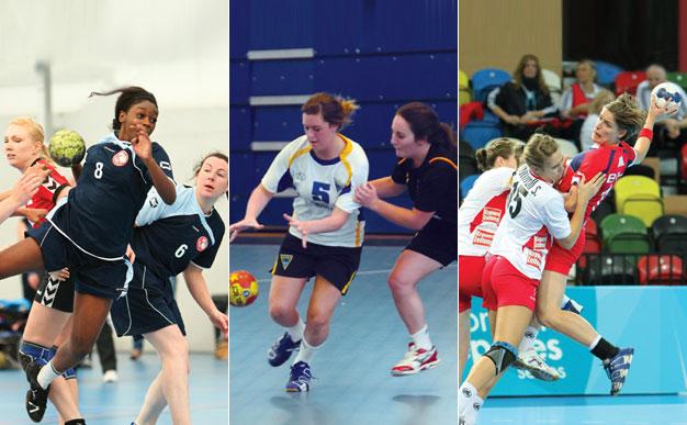 Getting started - Handball