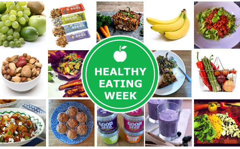 Image result for healthy eating week