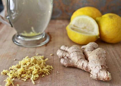 lemon-and-ginger-drink