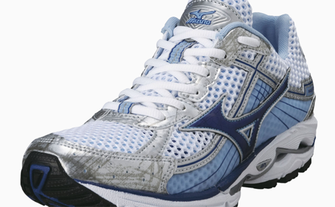 pretty nice daccd 367a8 Tried and Tested: Mizuno Wave Rider 15 running trainers ...