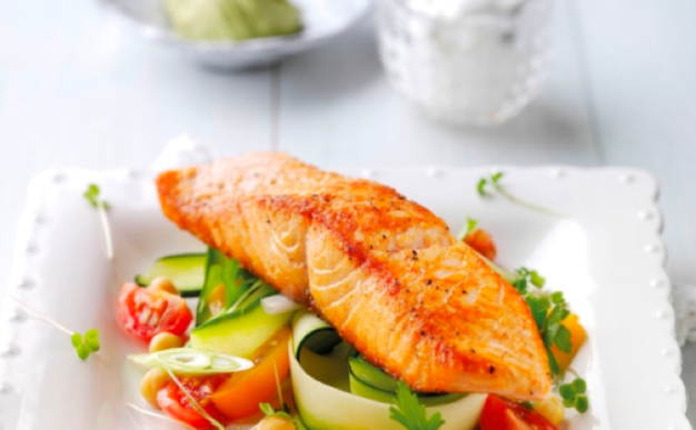 Recipe Healthy Mexican Salmon Sportsister