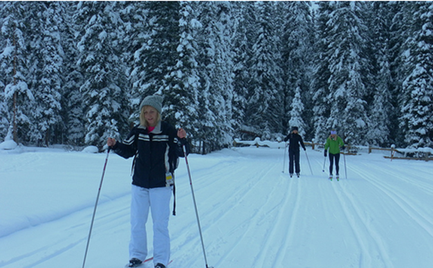 Get fit with a ski bootcamp