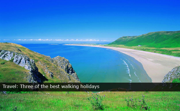 Travel: Three of the best walking holidays